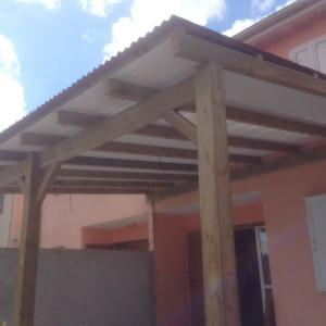 Construction terrasse Guadeloupe