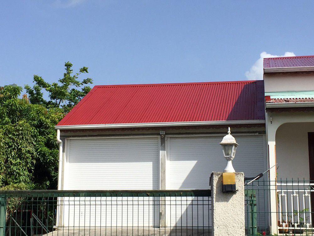 Toitures Nettoyage Et Peinture De Vos Toitures En Guadeloupe